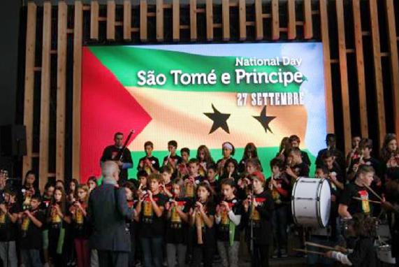 comparse São Tomé e Príncipe